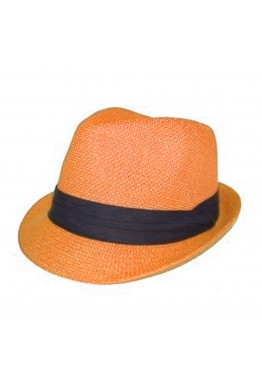 Fedora Hat Cuban Tweed
