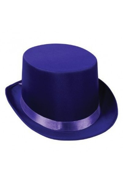 Purple Top Hat Velvet