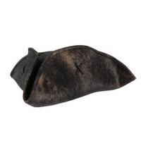 Tricorn Pirate Hat